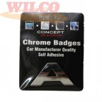 Image for Chrome Badge A
