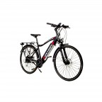 "Image for Oxygen S-Cross CB Electric Commuter Bike - Black -  19""/700C/13A"