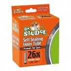 "Image for Dr Sludge Self Sealing Inner Tube - 26"" Tyres - Schrader Valves"