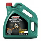 Image for Castrol Magnatec 5W-30 Engine Oil 4 Litre