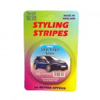 Image for 3mm Styling Stripe - Pin Silver - 10m