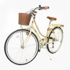 "Image for Heritage BiKE - Ivory - 18"" Frame"