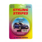 Image for 6mm Styling Stripe - Pin Black - 10m