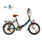 "Image for Juicy Compact Click - River Blue - 20"" Wheels"