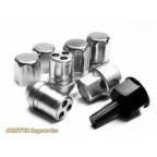 Image for 070-II 19mm Trilock Locking Wheel Nuts