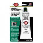 Image for Clear RTV Silicone Instant Gasket 85g Tube