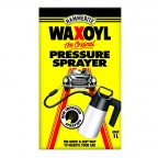 Image for Waxoyl High Pressure Sprayer Unit