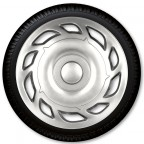 "Image for 12"" Tino Wheel Trims - Silver - Set of 4"