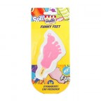 Image for Air Freshener Funny Feet Walls Ice Cream