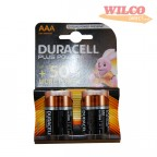 Image for Duracell Batteries - AAA Size (LR03) - 1.5V Alkaline - Pack of 4