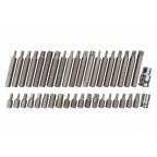 Image for 40pc Hex Spline and Torx Set