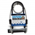 Image for Shackle12 Duo U-Lock and Cable Lockmate