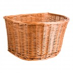 "Image for 18"" Wicker Basket D-Shaped"