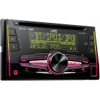 Image for JVC CD 2DIN DAB Bluetooth Car Stereo (KW-DB92BTEN)