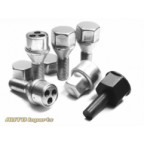 Image for 074-II 17mm Trilock Locking Wheel Bolts