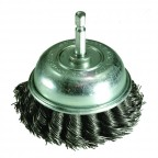 Image for Twist Knot Cup Brush With QC End - 75mm