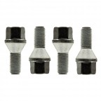 Image for 12mm x 1.5 Silver Wheel Bolts BS222A-4
