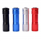 Image for Blue Spot 9 Led Stubby Aluminium Torch