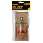 Image for Kingfisher Traditional Wooden Rat Trap