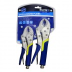 Image for Blue Spot 2PCE Locking Pliers