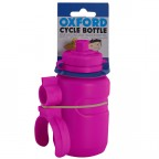 Image for Kids Water Bottle with Bracket - Pink