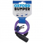 Image for Bumper Cable Lock 6mm - Purple