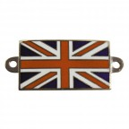 Image for Bolt On Union Jack Badge