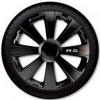 "Image for 15"" RS-T Black Wheel Trims - Set 4"