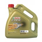 Image for Castrol Edge 0W-40 Oil A3 B4 Sport 4 Litre