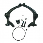 Image for BMX U Brake Rear Calipers - Black