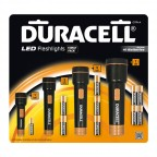 Image for Duracell LED Family Pack Torch Set
