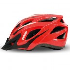 Image for F21 Tornado Red/Black Cycle Helmet - Medium