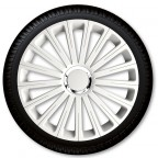 "Image for 15"" Radical Pro White Wheel Trims - Set 4"