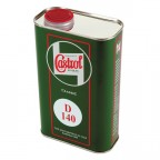 Image for Castrol Classic Gear Oil D140 - 1 Litre