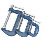 Image for 3 Piece C Clamp Set