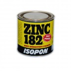 Image for Zinc 182 Anti-Rust Primer - 250ml Tin