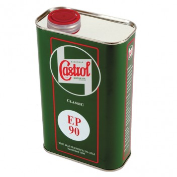 Image for Castrol Classic Gear Oil EP90 - 1 Litre