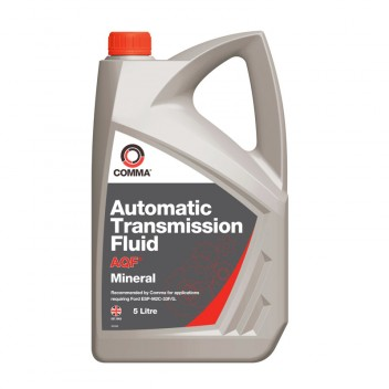 Image for Comma AQF Automatic Transmission Fluid - 5 Litres