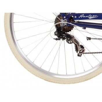 "Image for Heritage Bike Ryedale Harlow 19"" Blueberry Seven Speed"