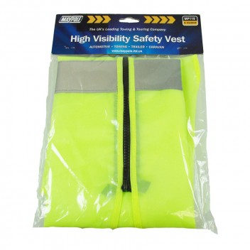 Image for High Visibility Safety Vest