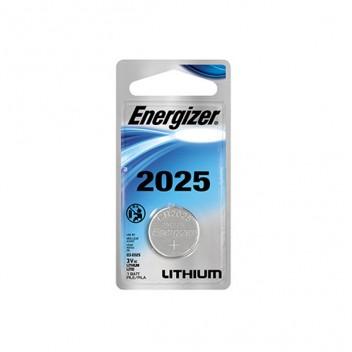 Image for Energizer CR2025 Battery - Single