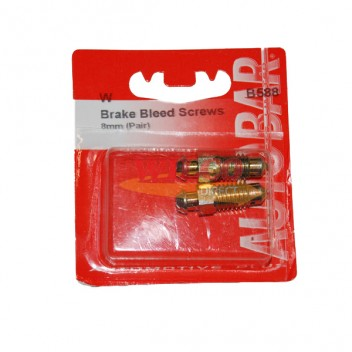 Image for Brake Bleed Screws 8mm - Pair