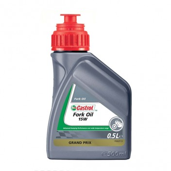 Image for Castrol Fork Oil 15W - 500ml