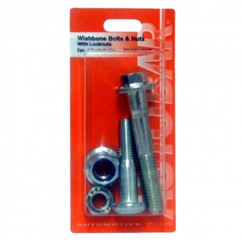 Image for Wishbone Bolts and Nuts with Locknuts (Escort, Fiesta, Ka)