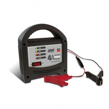 Image for Maypole Automatic Battery Charger - 12V/4A