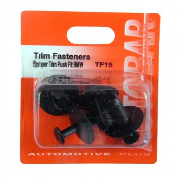 Image for Trim Fasteners Bumper Push Retainer (BMW)