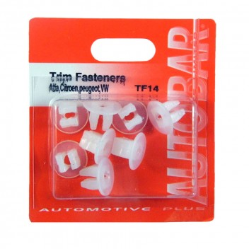 Image for Trim Fasteners (Alfa, Citroen, Peugeot, VW)