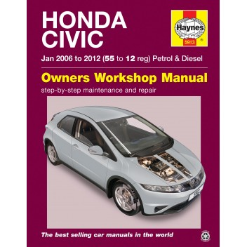 Image for Honda Civic 55 - 12 Manual