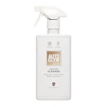 Image for Autoglym Leather Cleaner - 500ml