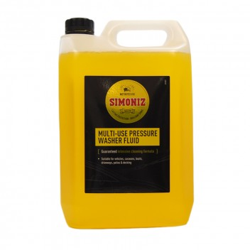 Image for Simoniz Pressure Washer Fluid 5 Litres